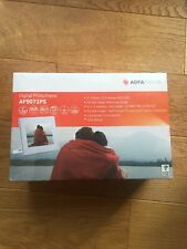 Agfa White Digital Photo Frame AF5071PS 7inch - Brand new