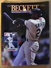 June 1994 Beckett Baseball Card Monthly Ken Griffey Jr. Mike Schmidt Robin Yount