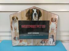 Westport Pet Co., Bullmastiff, Paper Photo Frame, Holds 3x5 or 4x6 photo