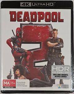Deadpool 2 - 4K Ultra HD UHD