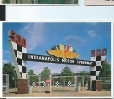 Indianapolis Motor Speedway,  Indianapolis, Indiana  Souvenir  Postcard