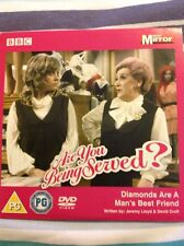BBC DVD Are You Being Served ( Daily Mail)