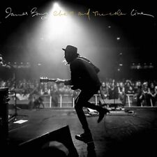 James Bay Chaos and the Calm Live Vinyl LP + Download + 2 songs NUMBERED SEALED