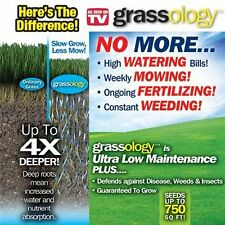 Telebrands Grassology Grass Seed 3 Lb. Bagged