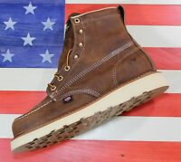 "Thorogood 6"" American Heritage Non-Safety Soft Toe Work Boot [814-4203] FACT 2nd"