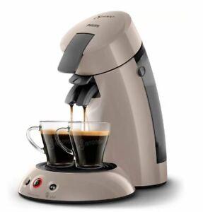 PHILIPS SENSEO Original HD6554/01 Machine à Café à Dosettes Marron 1450 W