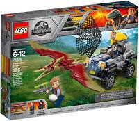 LEGO Jurassic World 75926 - Inseguimento Dello Pteranodonte NUOVO