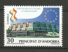 Cept / Europa/ Mitläufer  1995   Andorra - Esp  **