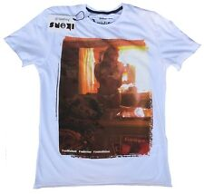 Amplified pin up bethroom mirror Hot Lady sexy Girl estrella de rock VIP t-shirt G.M