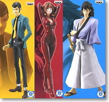 NEW Lupin the 3rd stylish figure first tv 5 third anime of japan mine fujiko Iii