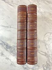 """1852 """"Uncle Tom's Cabin"""" Signed First Printing. Harriet Beecher Stowe. RARE"""
