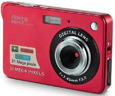 Digital Hd Camera 21Mp Compact Video Cam Rechargeable With 2.7