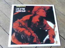 NIRVANA Live at the cactus club LP live San Jose 1990