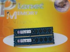 Kingston 8GB 2X 4GB DDR3 PC3-10600 1333 240p NON ECC LOW DENSITY KTD-XPS730B/4G