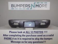 OEM 2006-2009 Chrysler PT Cruiser Base/Touring/Limited/LX w/o Turbo Rear Bumper