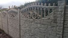 Fence fencing panels,gravel boards,heavy duty concrete post,patio paving slabs