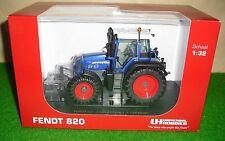 Universal Hobbies Traktor Fendt 820 Vario - Limited Edition -  - Neu -