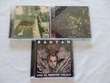 Banyan (Jane's Addiction, fIREHOSE) – Lot of 3 CDs, Studio/Live, OOP