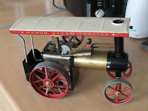 mamod steam tractor TE1A