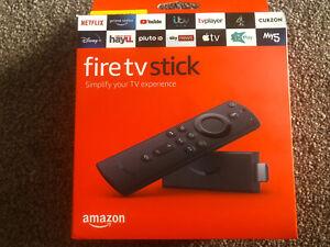 Amazon 2020 Fire TV Stick with Alexa Voice Remote/Controls NEW BOXED