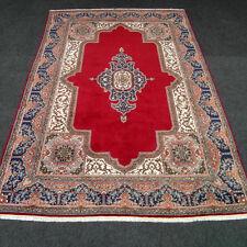 Türkischer Orient Teppich 377 x 255 cm Rot Ladik Hali Old Red Turkish Carpet Rug