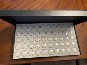 50 Grids Jewelry Gem Gemstone Bead Storage Collection Display Box Case Organizer