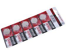 Maxell 10 X Original CR2032 3V Botón Litio/Pilas Tipo Botón Reino Unido libre