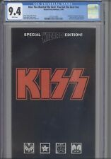 Kiss: You Wanted the Best, You Got the Best #nn CGC 94 1998 Wizard Gene Simmons