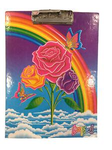 Lisa Frank Rose Butterfly Clipboard