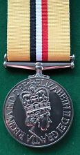 OP TELIC IRAQ MEDAL COPY