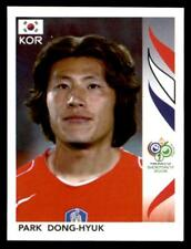 Panini World Cup 2006 - Park Dong-Hyuk Korea No. 495