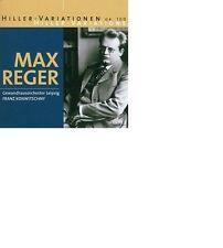 Franz Konwitschny conducts Max reger: variations and fugue Johann Adam Hiller