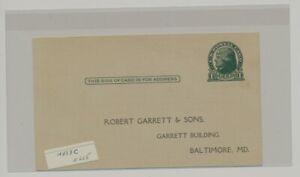 US - Mint Postal Stationery - #UX27C CV $625 Lot # 1