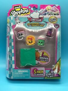 Shopkins Season 6 Chef Club Playset 5-Pack