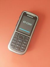 Samsung GT C3350 waterproof / dustproof