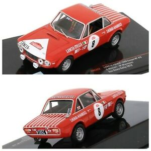 1/43 Ixo Lancia Fulvia 1600 Coupe HF N°8 Munari/Mannucci Rallye San Remo 1972
