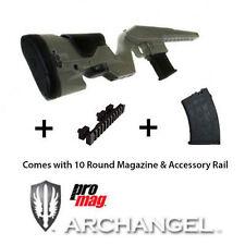 ProMag OPFOR Archangel Mosin-Nagant Stock AA9130-OD + 10rd Mag AA762R02 + AA124
