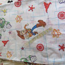 Buzz Light Year Disney Toy Story Twin flat sheet