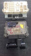 kit centralina motore fiat stilo 1.9 jtd (cod: 0281011421 bosch)