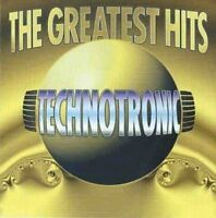 Technotronic Greatest hits (1993) [CD]