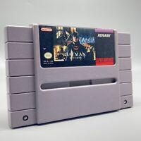 Jeu - Batman Returns - Nintendo - NTSC US - SNES Super Nintendo (ML)