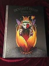 Deviant Moon Tarot Book -SIGNED w/ ORACLE CARD