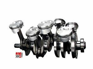 "4"" Forged Rotating Assembly w/ SRP Dish Pistons for Chevrolet LS2 LQ4 LQ9 6.0L"