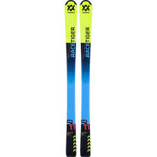 Volkl Racetiger Junior Boy's Ski's 2018 New 120cm W/ Marker 7.0