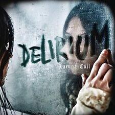 LACUNA COIL Delirium CD BRAND NEW 11 Tracks