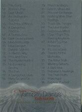 Vampire Diaries Season 4 Silver Parallel Base Card #72 Checklist