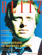 BLITZ Magazine #65 May 1988 MICHAEL GRADE Kevin Rowland HARRY ENFIELD