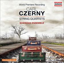 Czerny / Sheridan Ensemble - String Quartets [New CD]