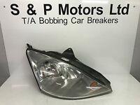 Ford Focus Mk1 01-04 OS Headlight 2M5113W029AF