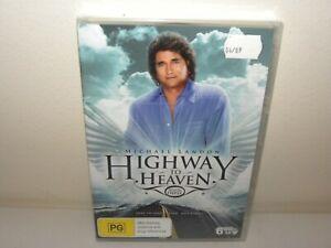 Highway To Heaven - Season Three - Australian Release - Region 4 - New & Sealed